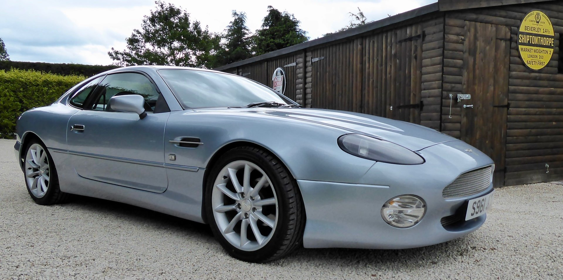 1998 Aston Martin DB7 SOLD (picture 1 of 6)