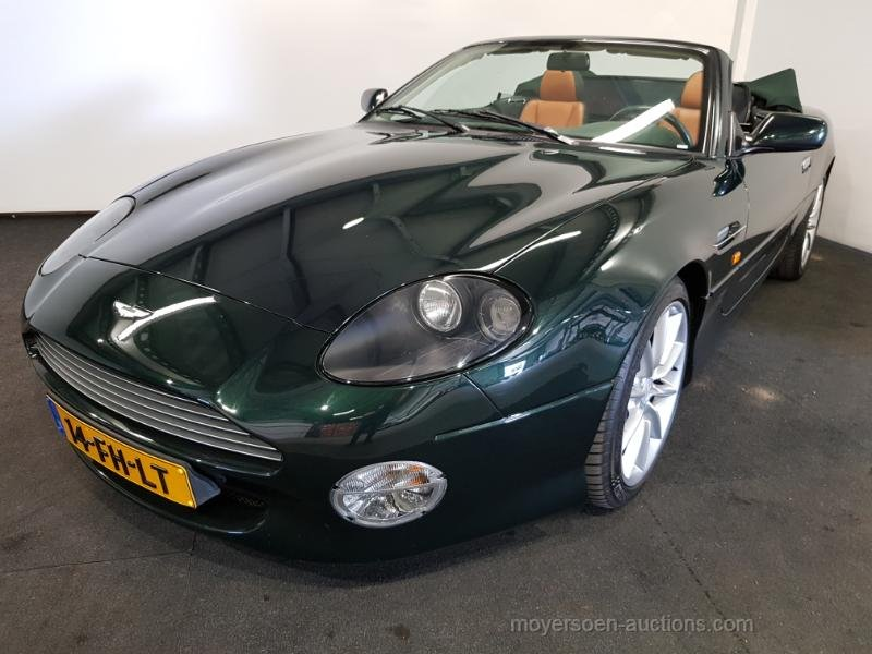 Aston Martin DB7  For Sale by Auction (picture 1 of 6)