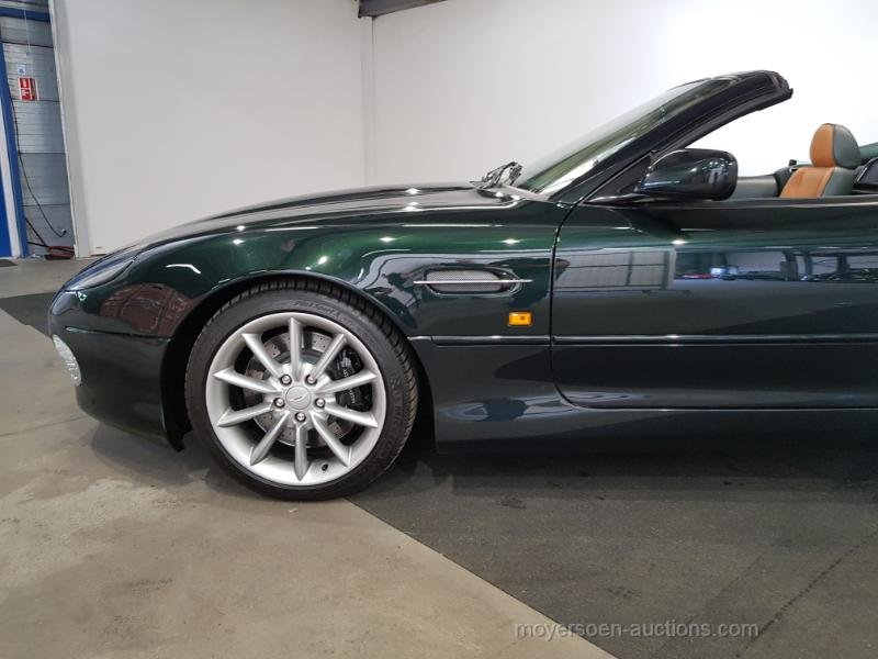 Aston Martin DB7  For Sale by Auction (picture 2 of 6)