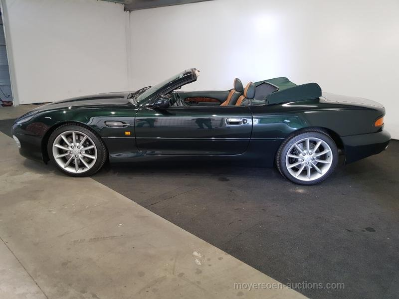 Aston Martin DB7  For Sale by Auction (picture 3 of 6)