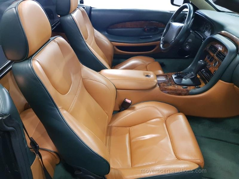 Aston Martin DB7  For Sale by Auction (picture 4 of 6)