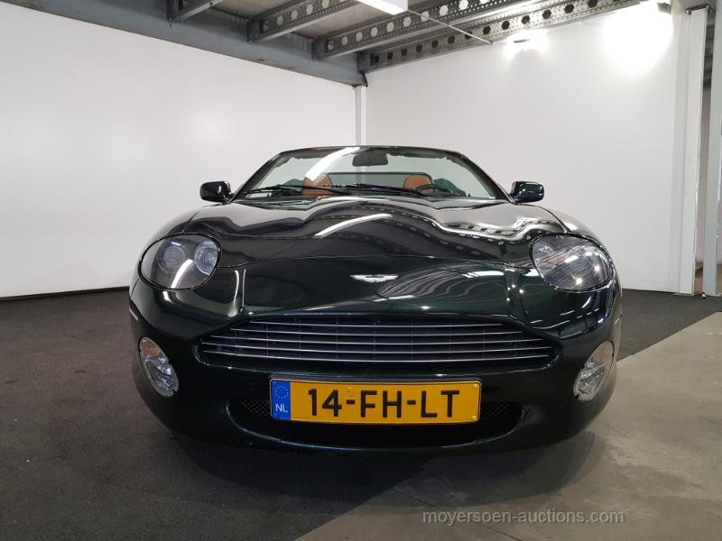 Aston Martin DB7  For Sale by Auction (picture 6 of 6)