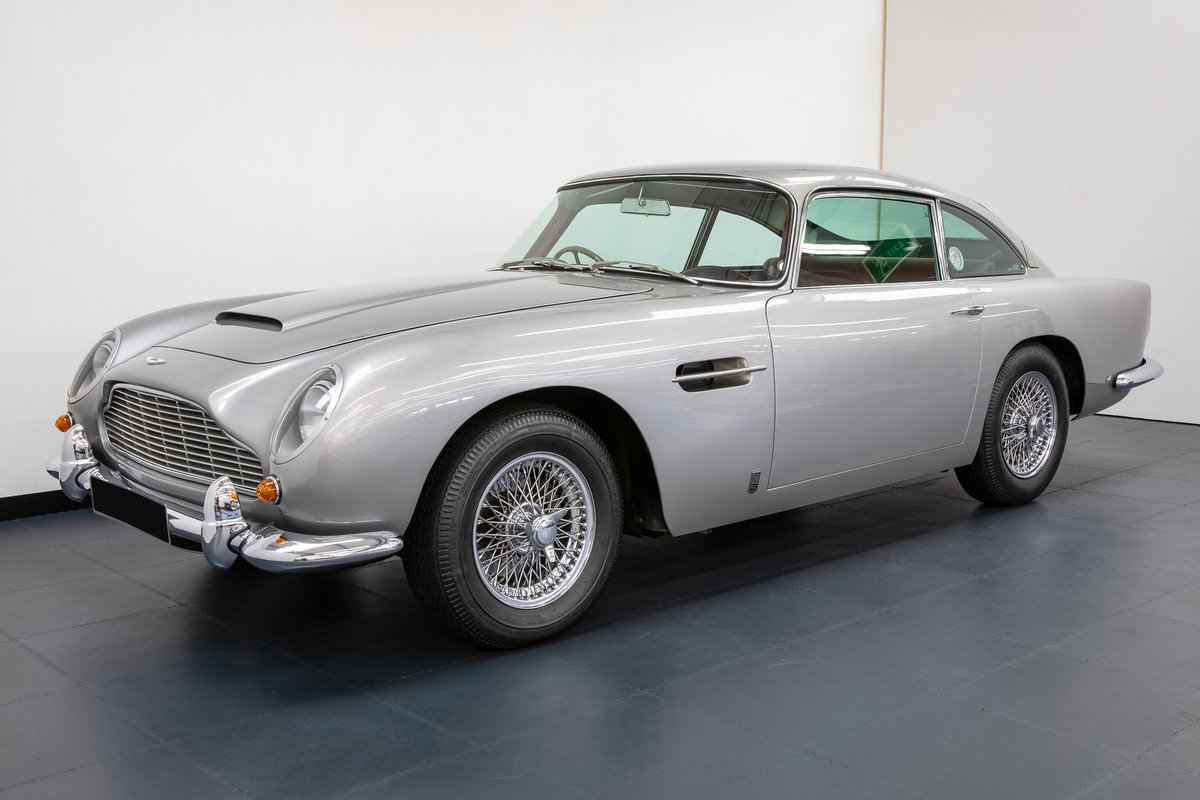 1964 ASTON MARTIN DB5 COUPE For Sale (picture 1 of 6)