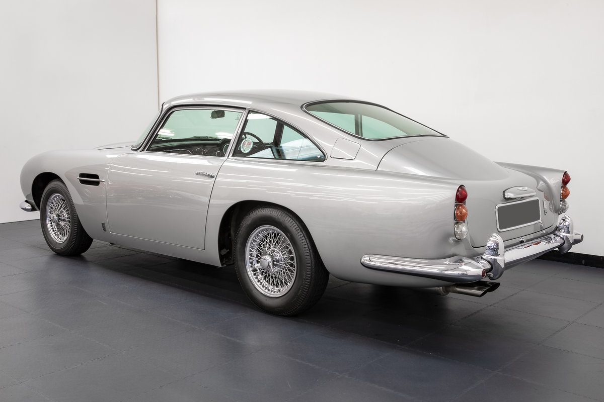 1964 ASTON MARTIN DB5 COUPE For Sale (picture 2 of 6)