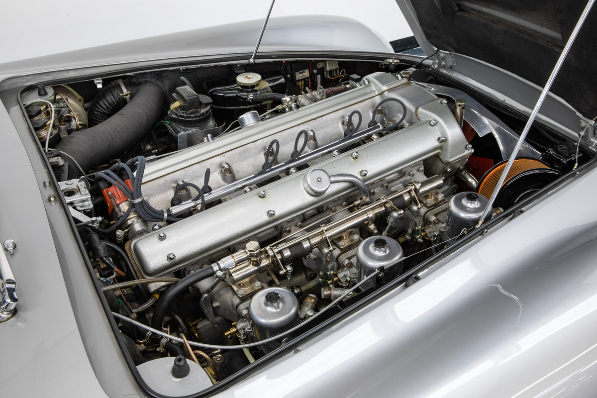 1964 ASTON MARTIN DB5 COUPE For Sale (picture 6 of 6)