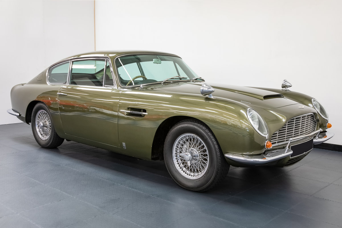ASTON MARTIN DB6 VANTAGE 1967 For Sale (picture 1 of 6)