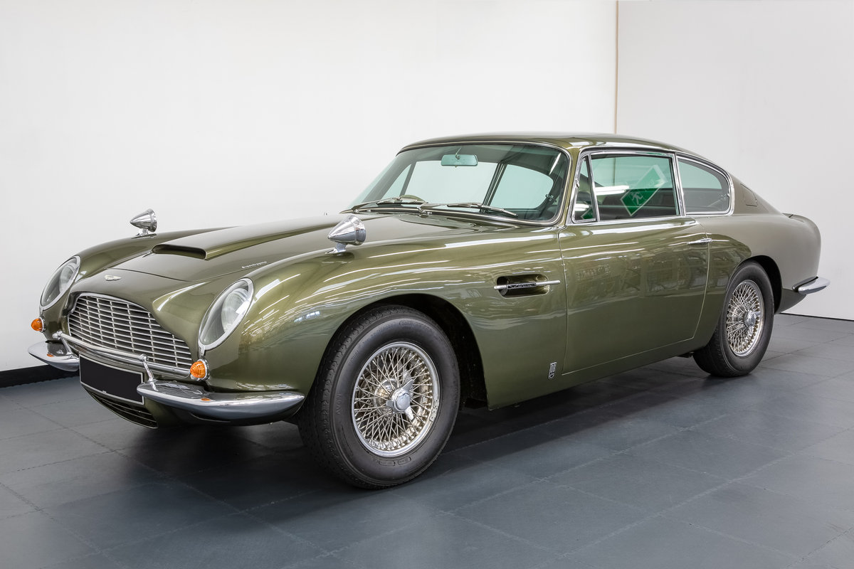ASTON MARTIN DB6 VANTAGE 1967 For Sale (picture 2 of 6)