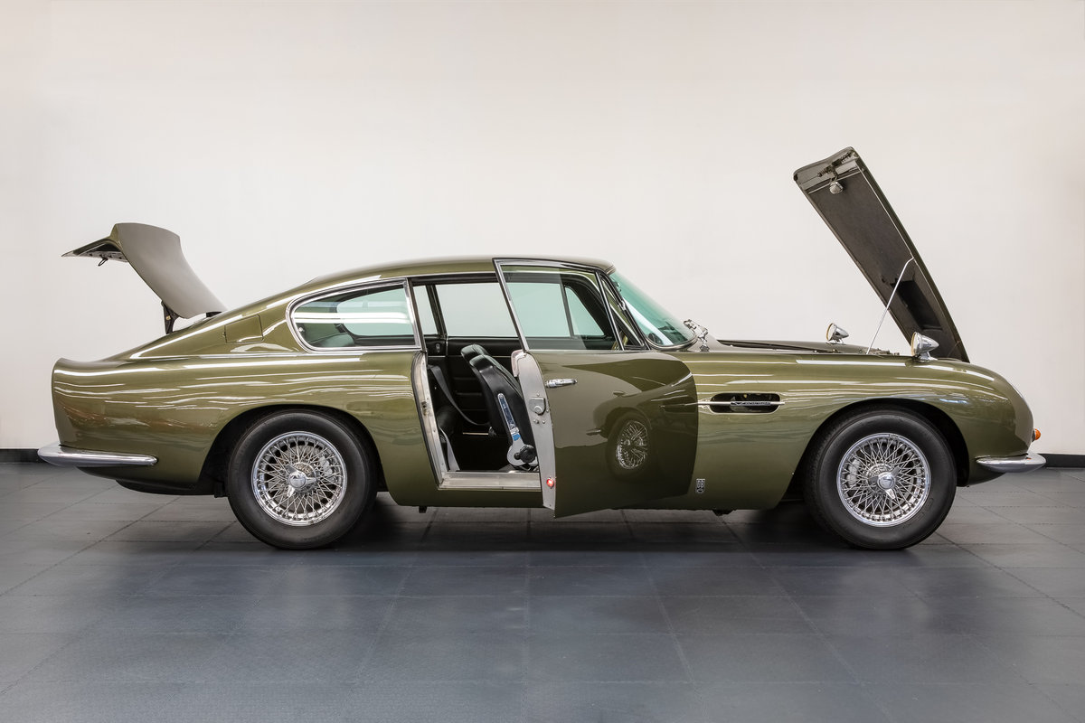 ASTON MARTIN DB6 VANTAGE 1967 For Sale (picture 3 of 6)