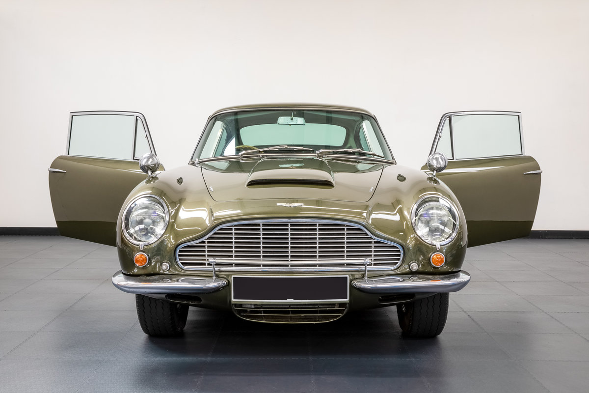 ASTON MARTIN DB6 VANTAGE 1967 For Sale (picture 4 of 6)