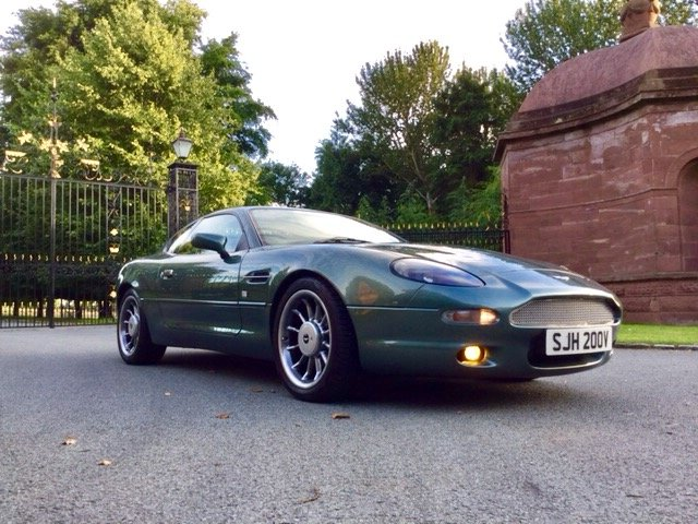1996 Aston Martin DB7  For Sale (picture 1 of 6)
