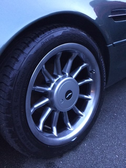 1996 Aston Martin DB7  For Sale (picture 2 of 6)