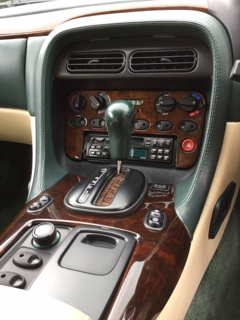1996 Aston Martin DB7  For Sale (picture 4 of 6)