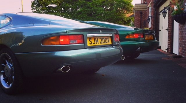 1996 Aston Martin DB7  For Sale (picture 6 of 6)