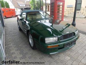 1995 Aston Martin Virage Volante LHD mit ZF Automatik For Sale