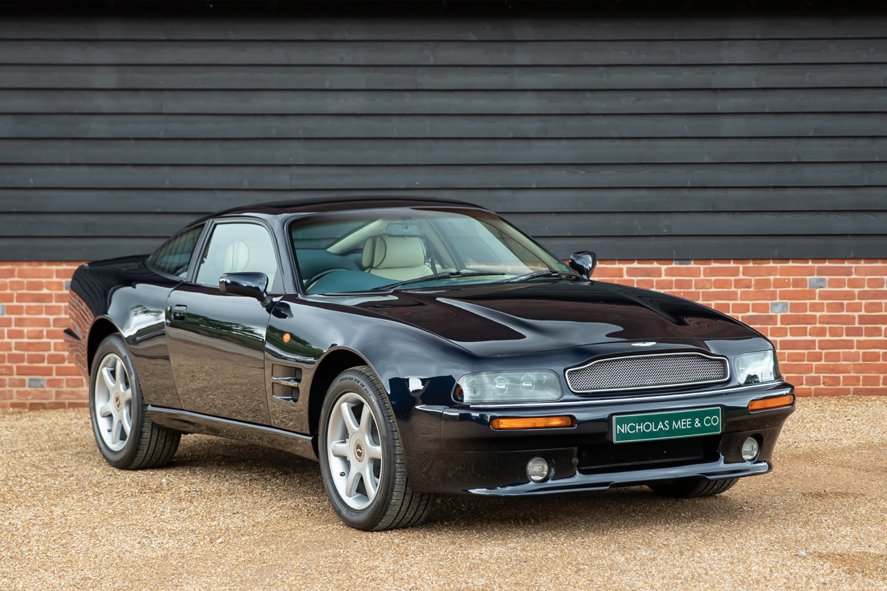 1998 Aston Martin V8 Coupe - 9 of 101 For Sale (picture 1 of 6)