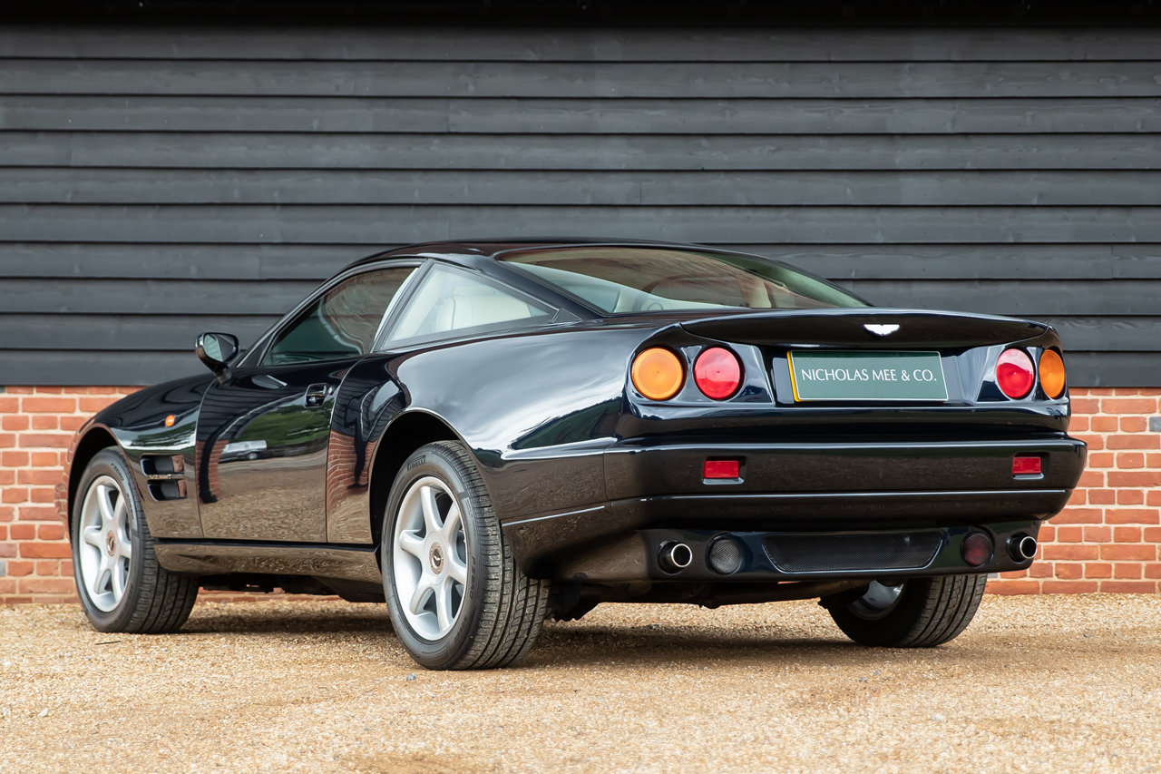 1998 Aston Martin V8 Coupe - 9 of 101 For Sale (picture 3 of 6)