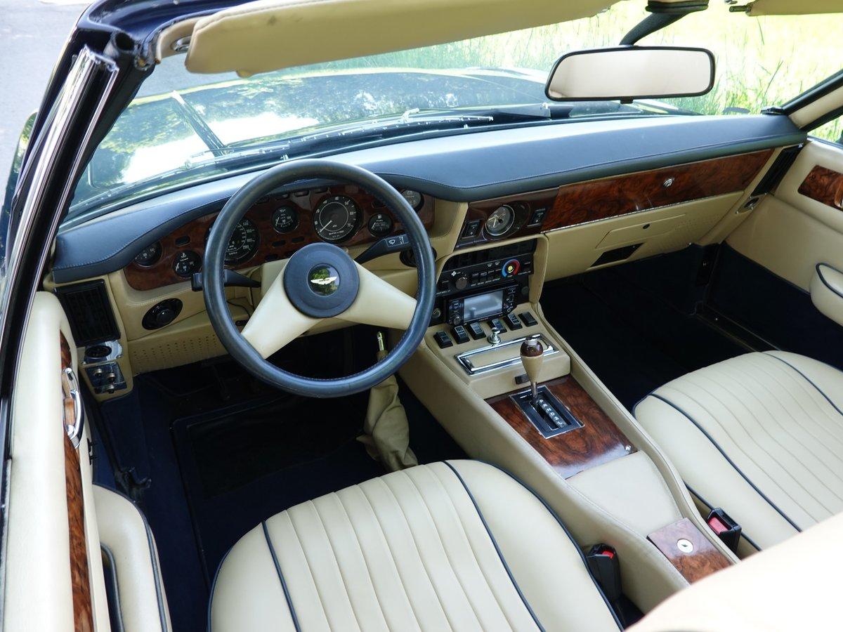 1986 Aston Martin V8 Volante, german restoration For Sale (picture 3 of 6)