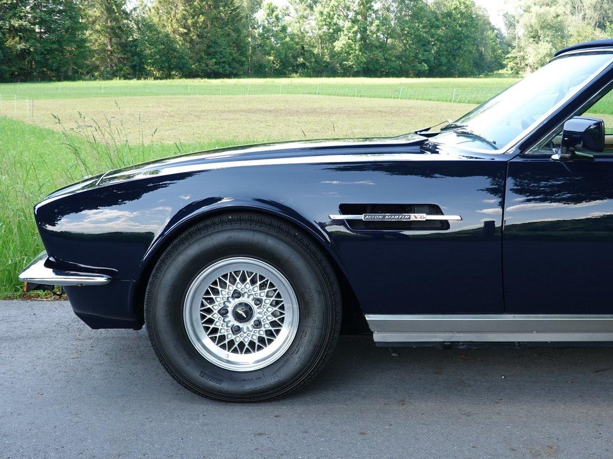 1986 Aston Martin V8 Volante, german restoration For Sale (picture 4 of 6)