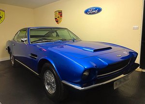 1973 ASTON MARTIN VANTAGE 6 SVC - ZF MANUAL RARE + PRISTINE - PX For Sale