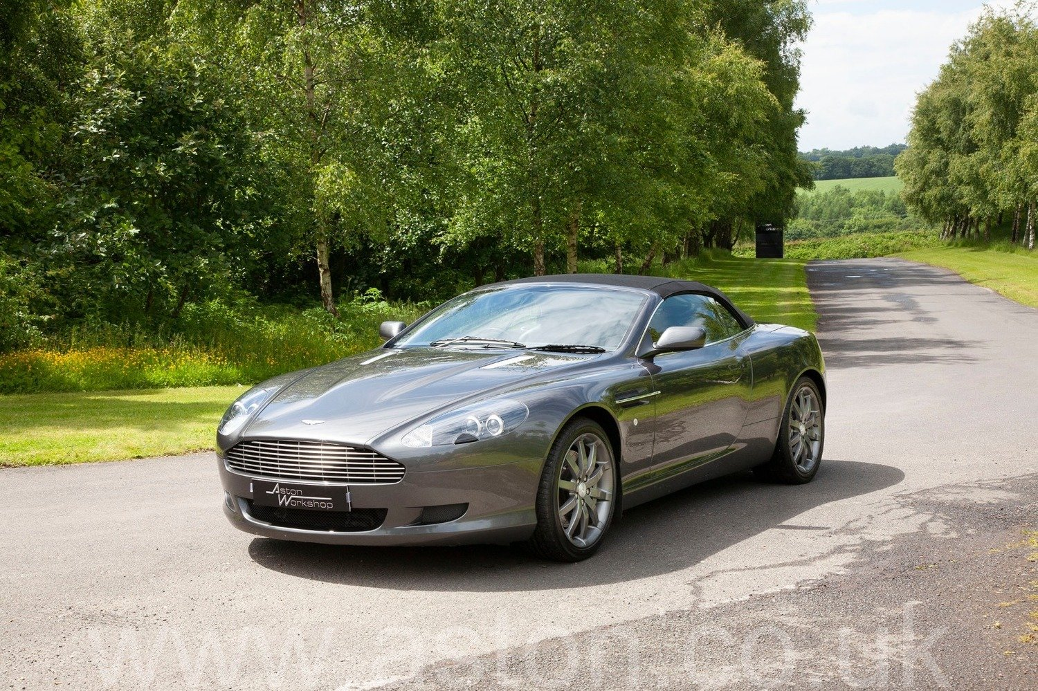 2007 DB9 Volante For Sale (picture 1 of 6)