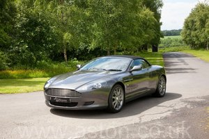 2007 DB9 Volante For Sale
