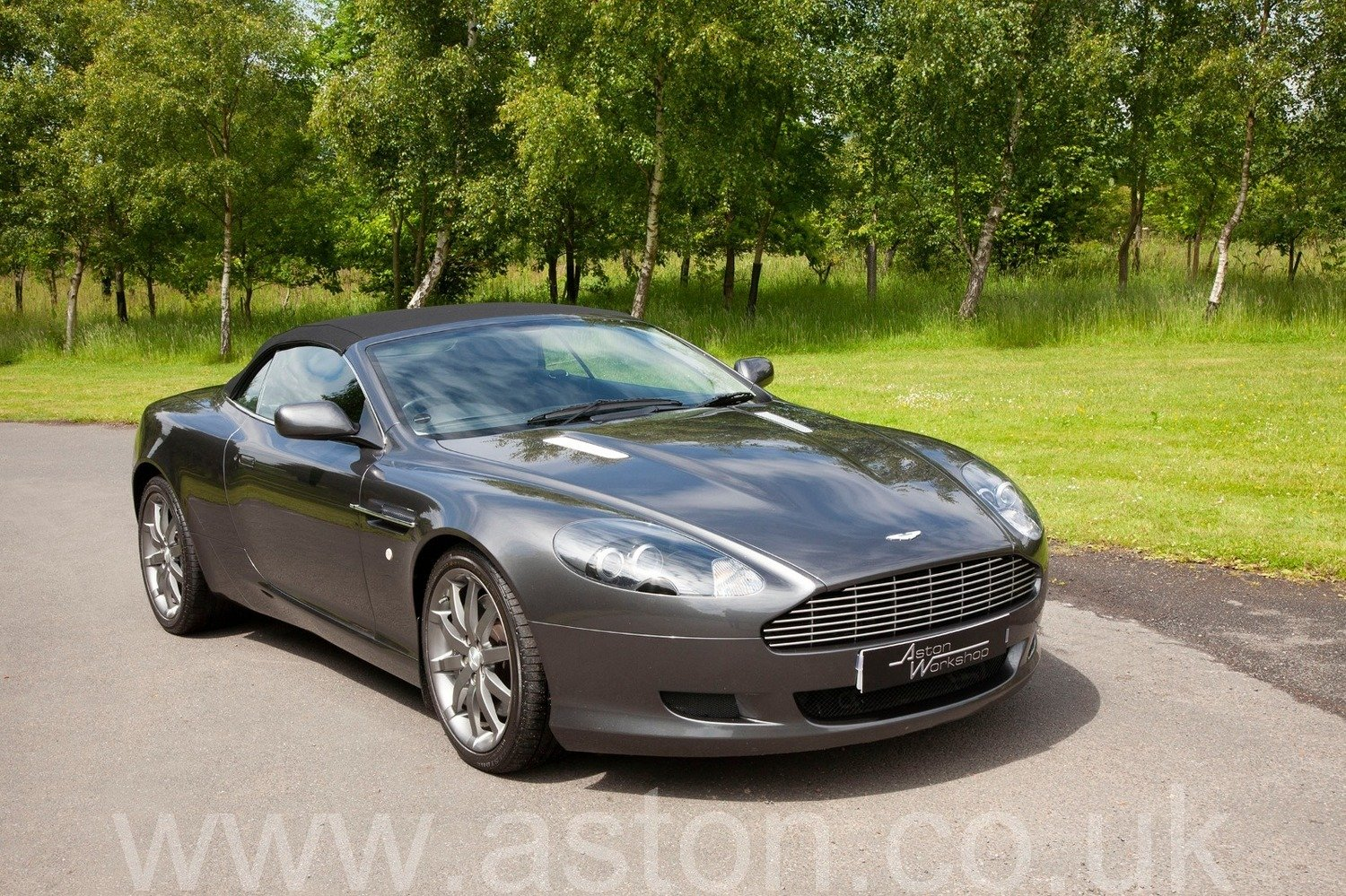 2007 DB9 Volante For Sale (picture 2 of 6)