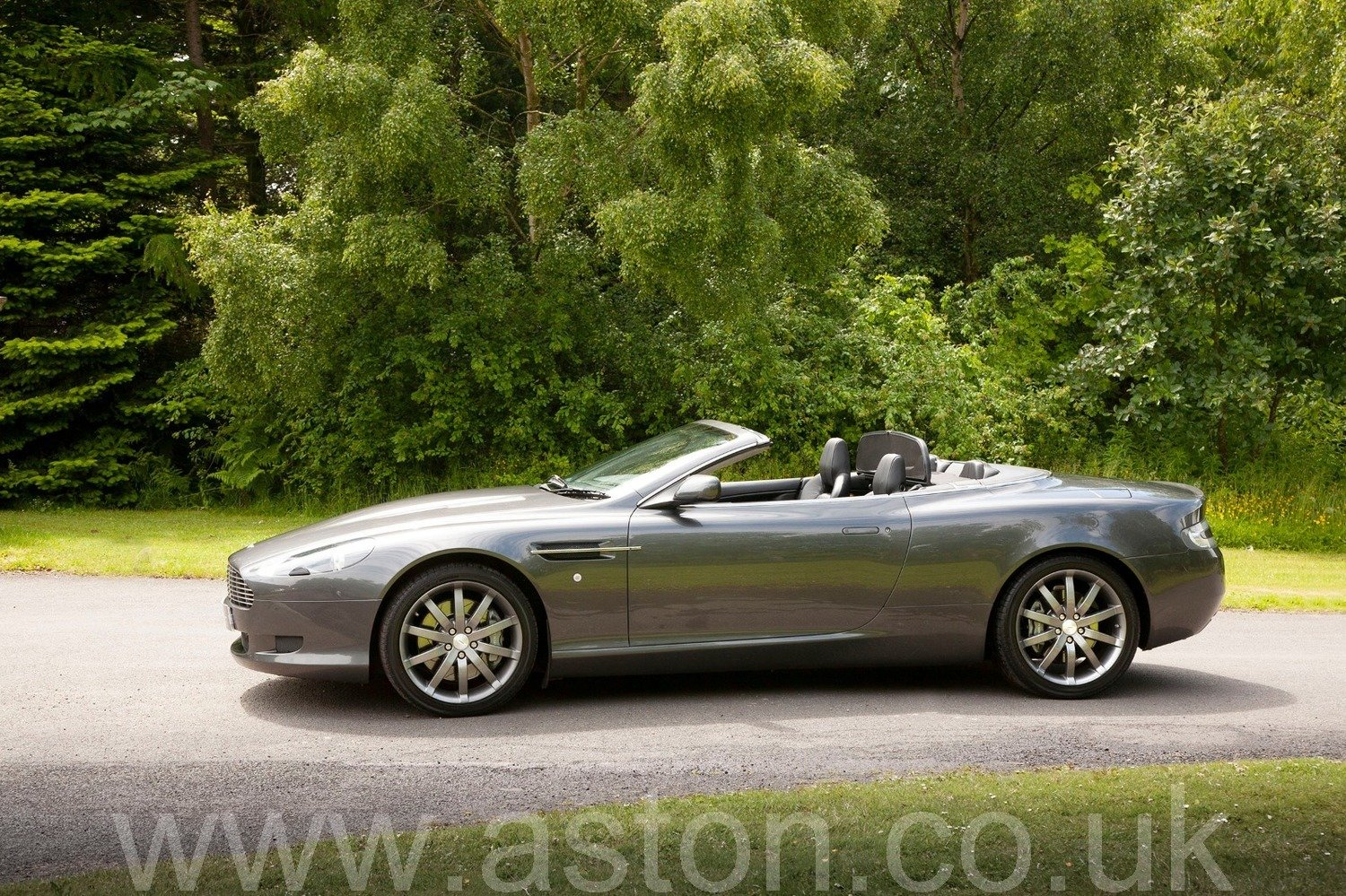 2007 DB9 Volante For Sale (picture 6 of 6)