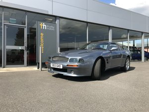 1999 Aston Martin V8 Coupe Virage For Sale