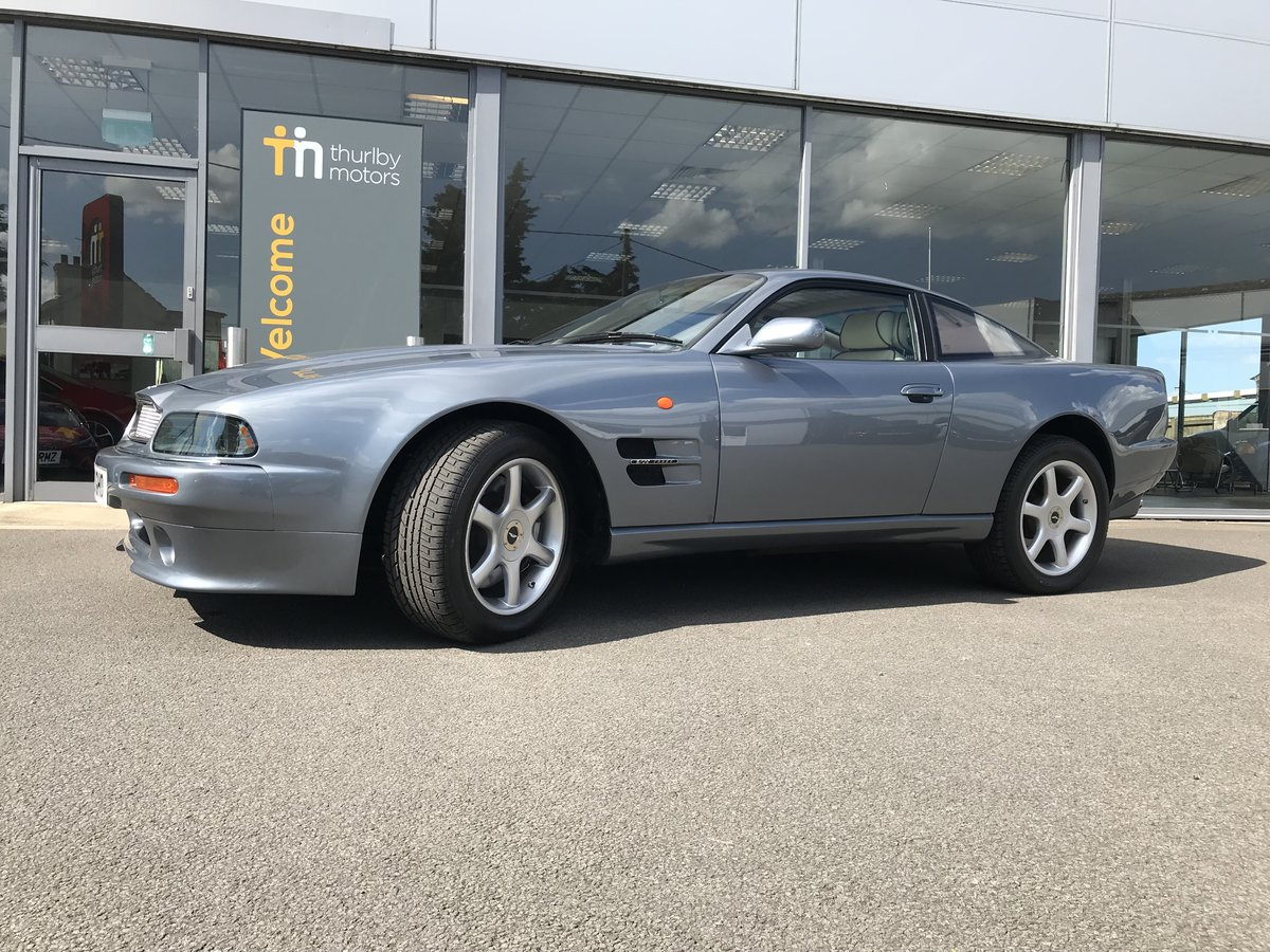 1999 Aston Martin V8 Coupe Virage For Sale (picture 2 of 3)
