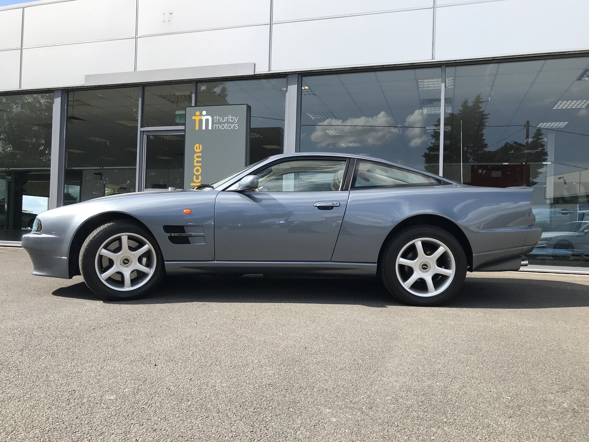 1999 Aston Martin V8 Coupe Virage For Sale (picture 3 of 3)