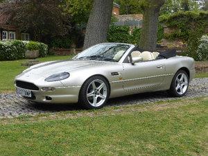 1999 Aston Martin DB7 i6 Volante
