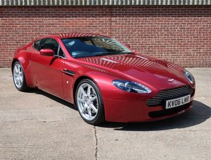 2006 Aston Martin V8 Vantage For Sale