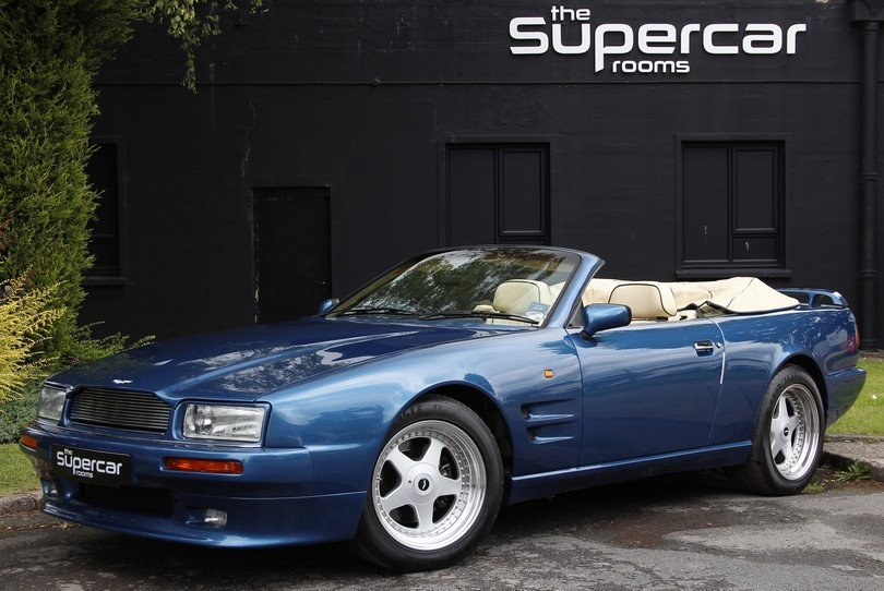 Aston Martin Virage Volante - 1995 - 7K Miles - Automatic For Sale (picture 1 of 6)