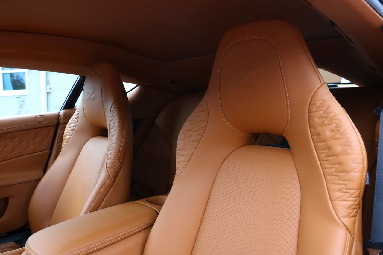 2017 Aston Martin Vanquish Zagato Coupe - 59 Miles, 1 Owner! For Sale (picture 5 of 6)