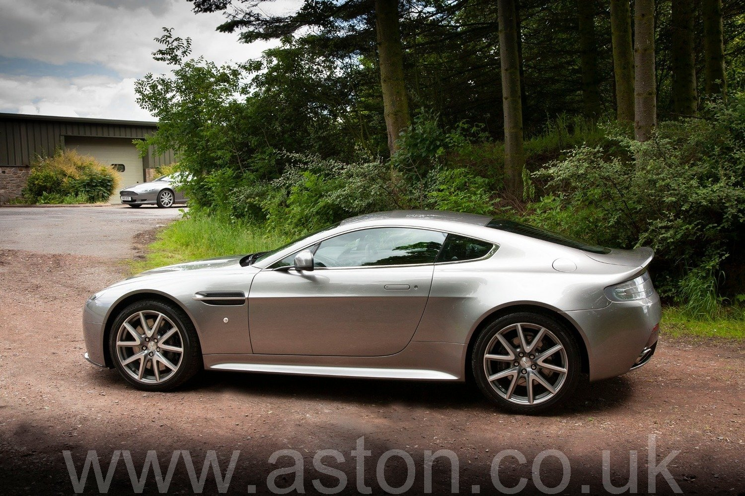 Aston Martin Vantage 4.7 V8 2012MY S For Sale (picture 6 of 6)