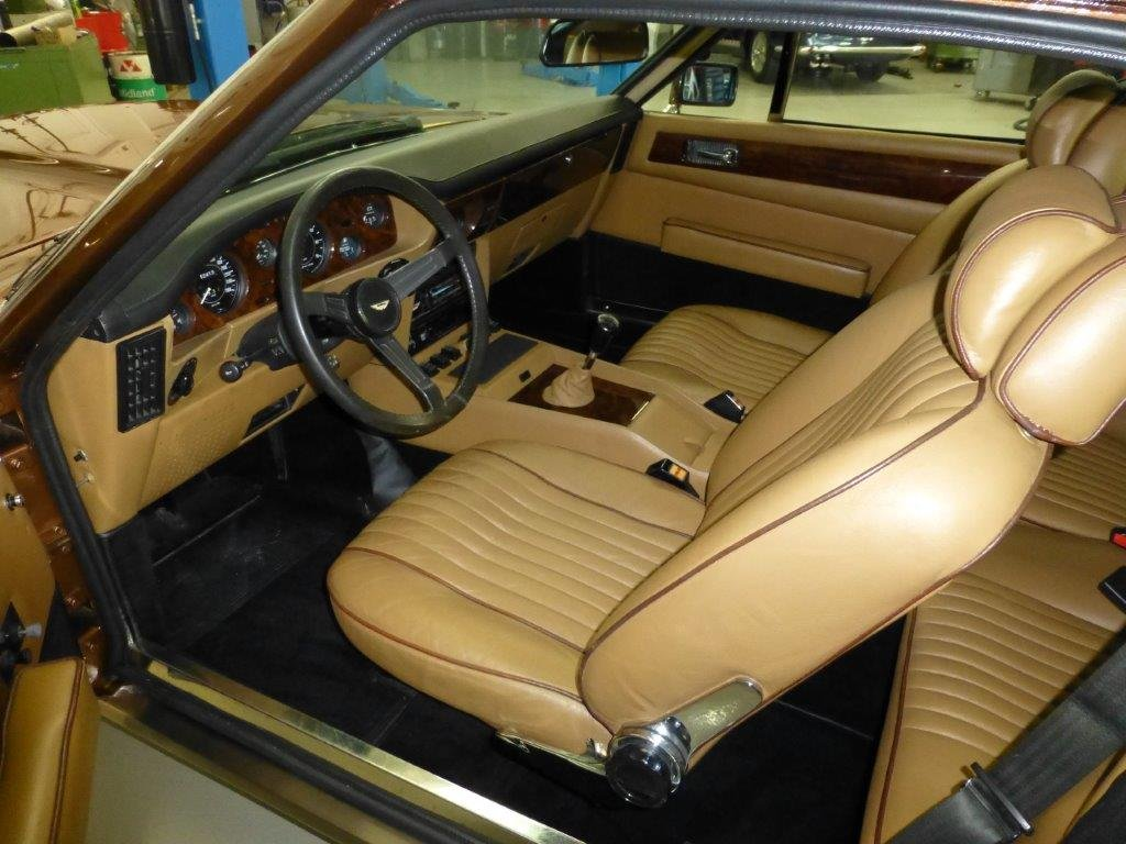 1981 Aston Martin V8 Serie 4 - lhd - manual - restored For Sale (picture 3 of 6)