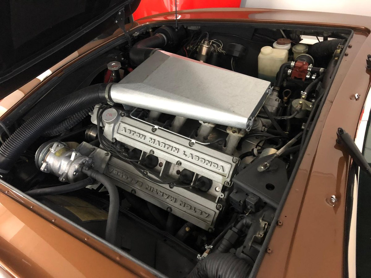1981 Aston Martin V8 Serie 4 - lhd - manual - restored For Sale (picture 6 of 6)