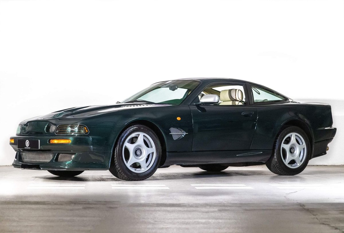 2000 Aston Martin V600 LeMans LHD Ex Al Thani  SOLD (picture 1 of 24)