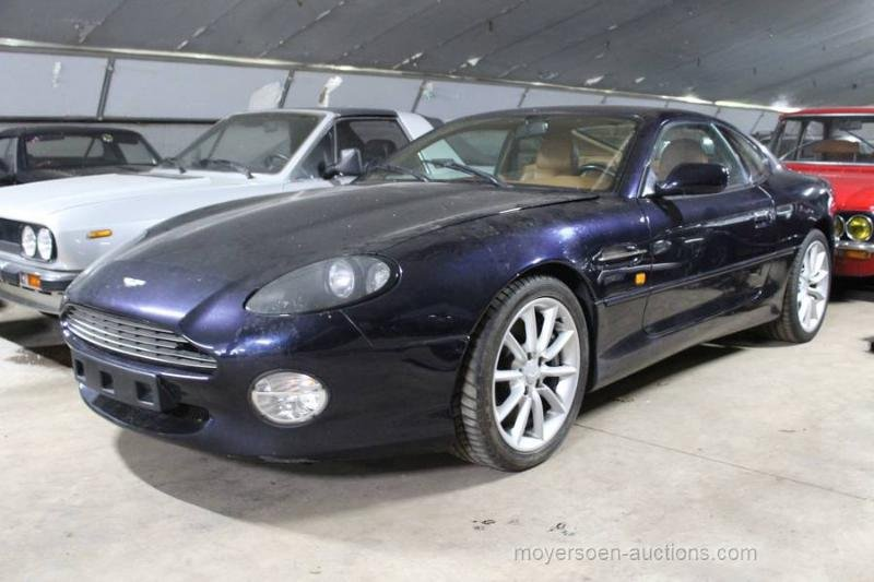 2000 ASTON MARTIN DB7 Vantage  For Sale by Auction (picture 2 of 6)