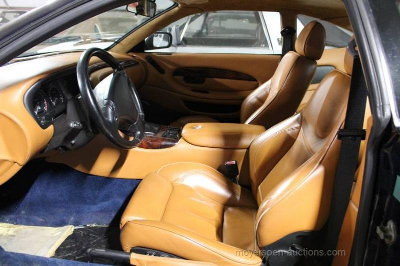 2000 ASTON MARTIN DB7 Vantage  For Sale by Auction (picture 3 of 6)