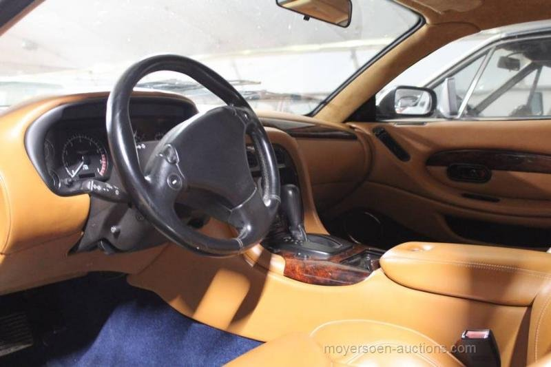 2000 ASTON MARTIN DB7 Vantage  For Sale by Auction (picture 6 of 6)