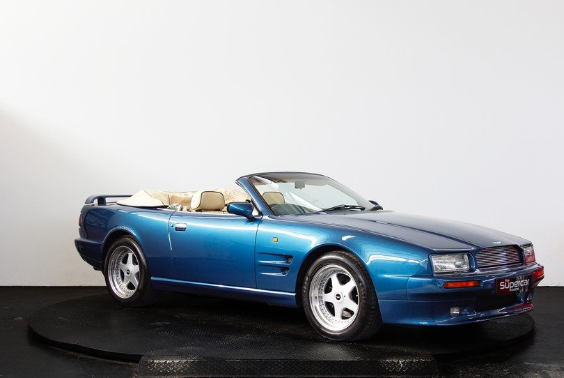 Aston Martin Virage Volante - 1995 - 7K Miles - Automatic For Sale (picture 2 of 6)