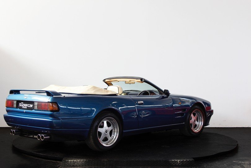 Aston Martin Virage Volante - 1995 - 7K Miles - Automatic For Sale (picture 3 of 6)