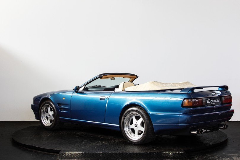 Aston Martin Virage Volante - 1995 - 7K Miles - Automatic For Sale (picture 4 of 6)