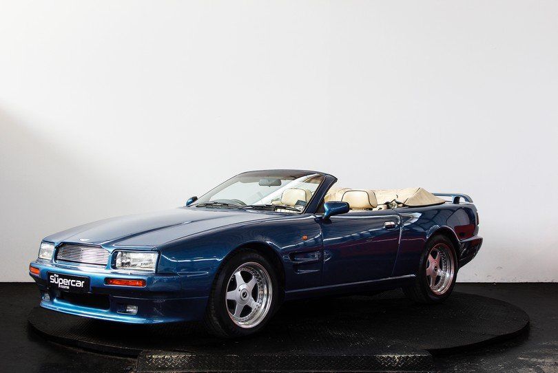 Aston Martin Virage Volante - 1995 - 7K Miles - Automatic For Sale (picture 5 of 6)