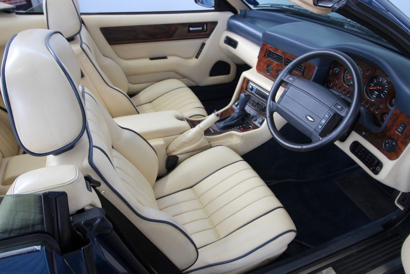 Aston Martin Virage Volante - 1995 - 7K Miles - Automatic For Sale (picture 6 of 6)