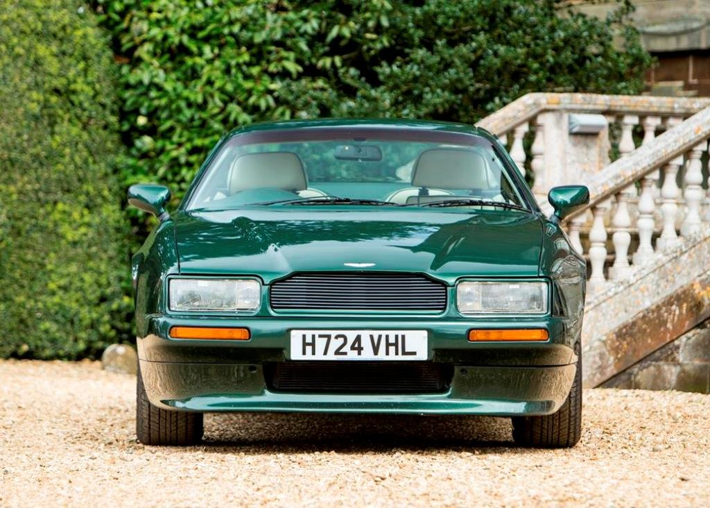 1991  Aston Martin Virage SOLD by Auction (picture 1 of 6)