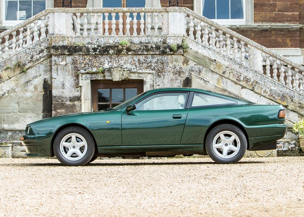 1991  Aston Martin Virage SOLD by Auction (picture 2 of 6)