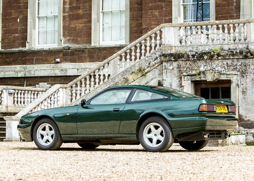 1991  Aston Martin Virage SOLD by Auction (picture 3 of 6)