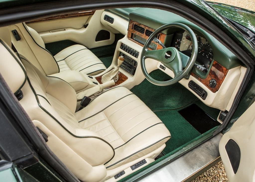 1991  Aston Martin Virage SOLD by Auction (picture 4 of 6)
